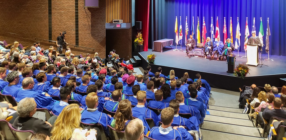 Automotive Business School of Canada Grads Celebrated at Convocation