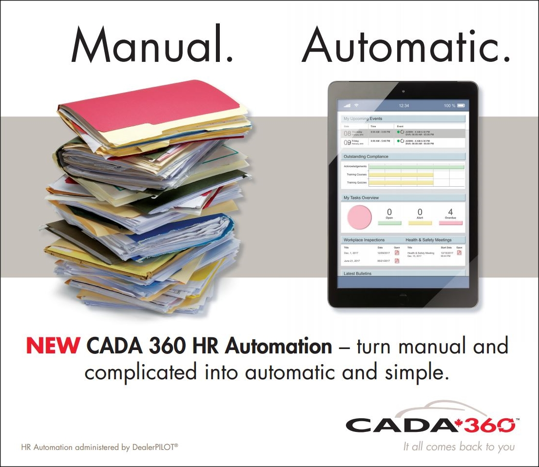 HR Automation Ad